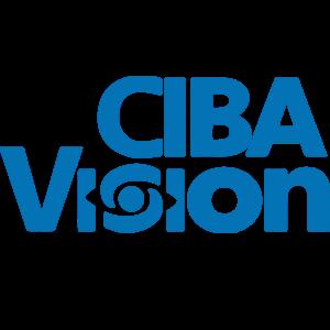 CIBA VISION logo ottica rizzieri trasparente