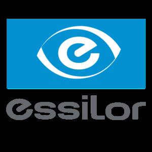 ESSILOR logo ottica rizzieri trasparente