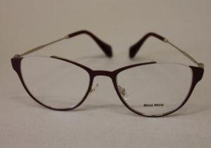 ottica rizzieri occhiale miu miu montatura leggera