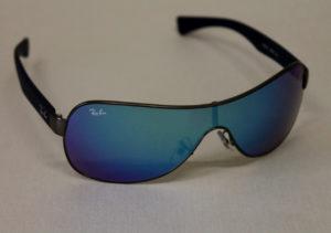 ottica rizzieri occhiale ray ban mascherina blu
