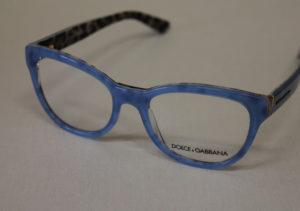 ottica rizzieri occhiali dolce e gabbana blu