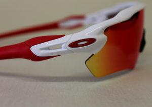 ottica rizzieri occhiali oakley rossi e bianchi
