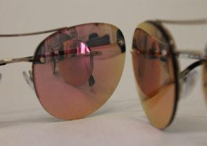 ottica rizzieri occhiali prada lenti rosa