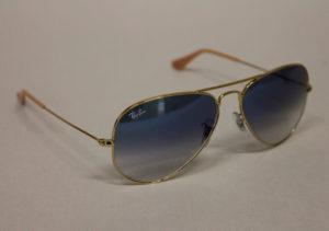 ottica rizzieri occhiali rayban blu scuro