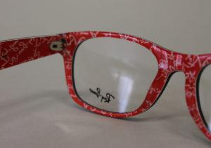 ottica rizzieri occhiali rayban rossi